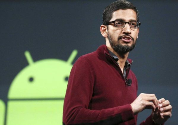 Sundar Pichai Appointed the New CEO of Google